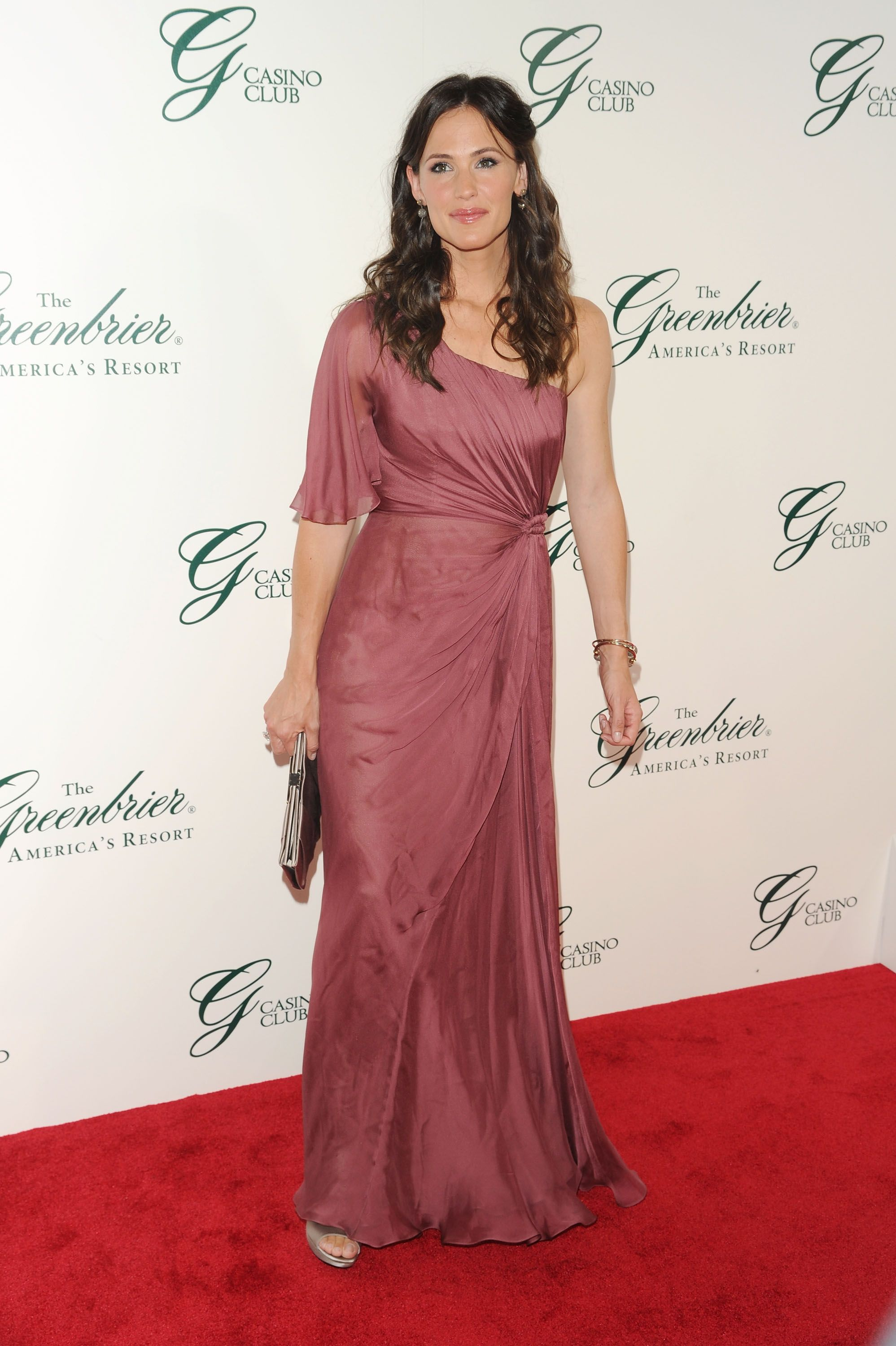 July 2, 2010 At The Greenbrier for the gala opening of the Casino Club in White Sulphur Springs, West Virginia.