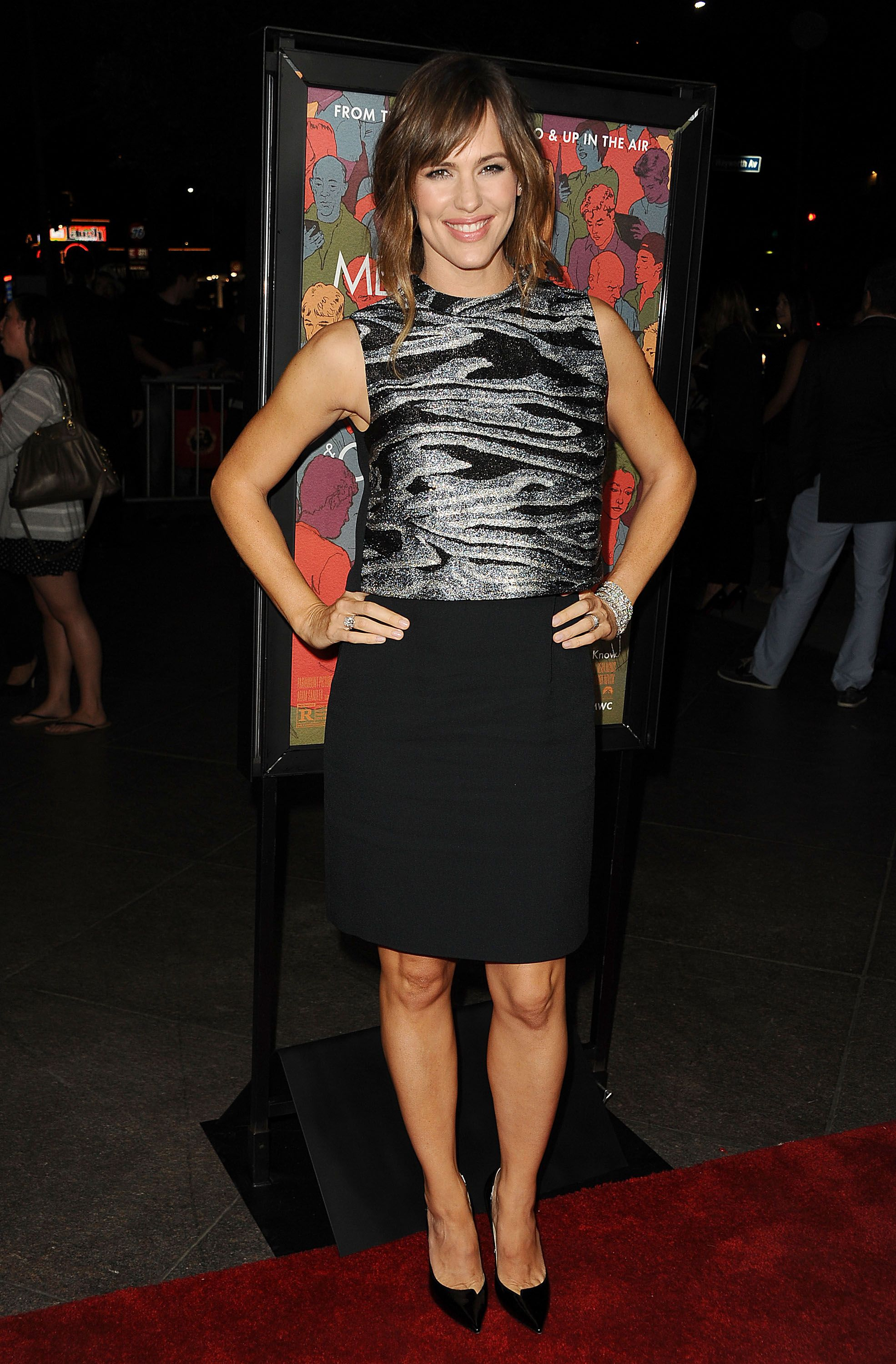 September 30, 2014 At the premiere of Men, Women and Children at in Los Angeles.