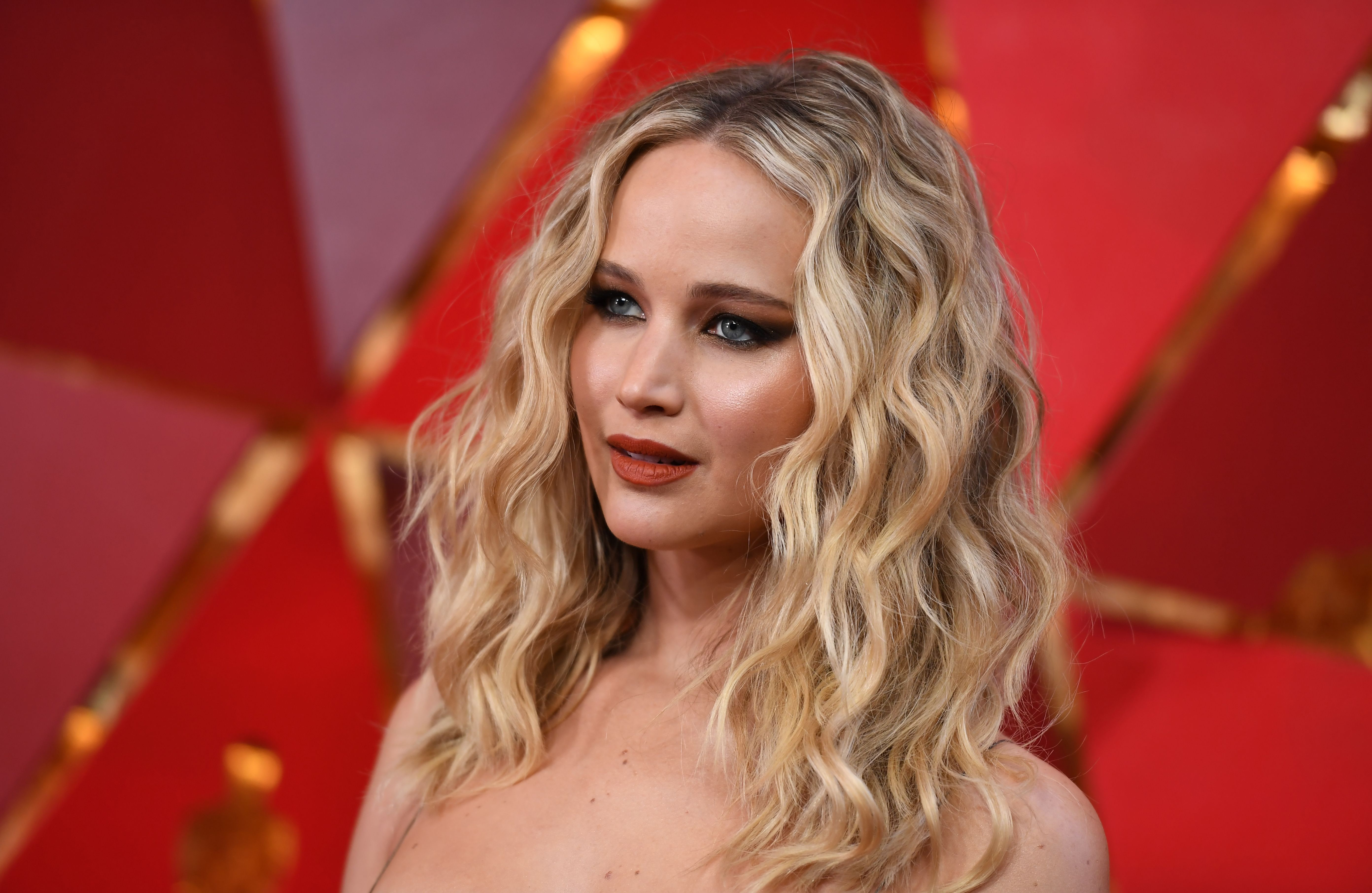 Jennifer Lawrence's first Netflix film is on the way