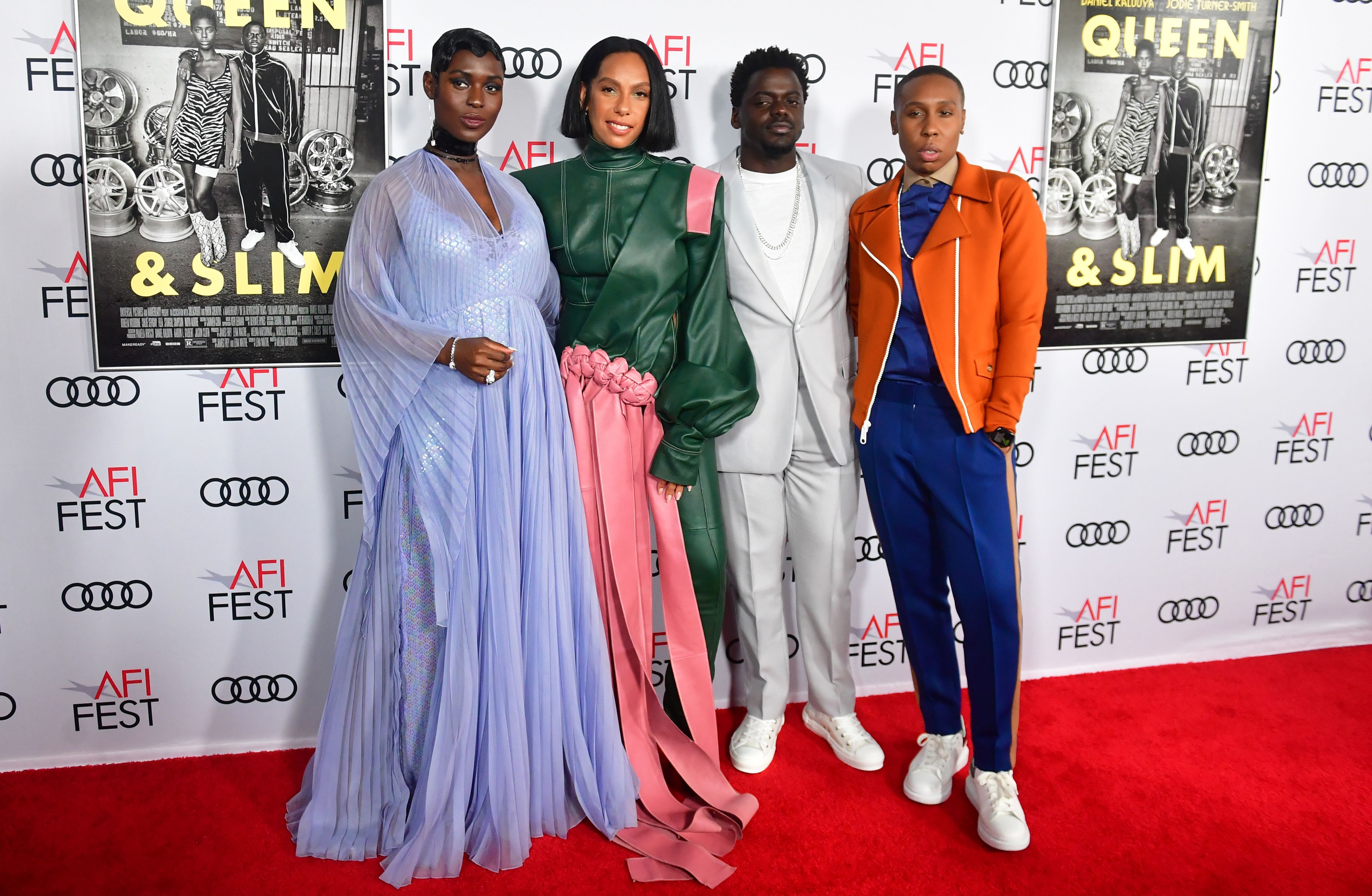 Melina Matsoukas Claims Golden Globe Voters Refused to Watch Queen & Slim