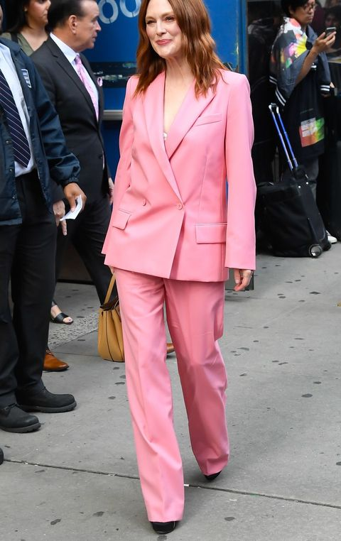 Celebrity Sightings In New York City - August 01, 2019