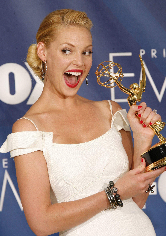 Katherine Heigl Says Thank U, Next to the Emmys