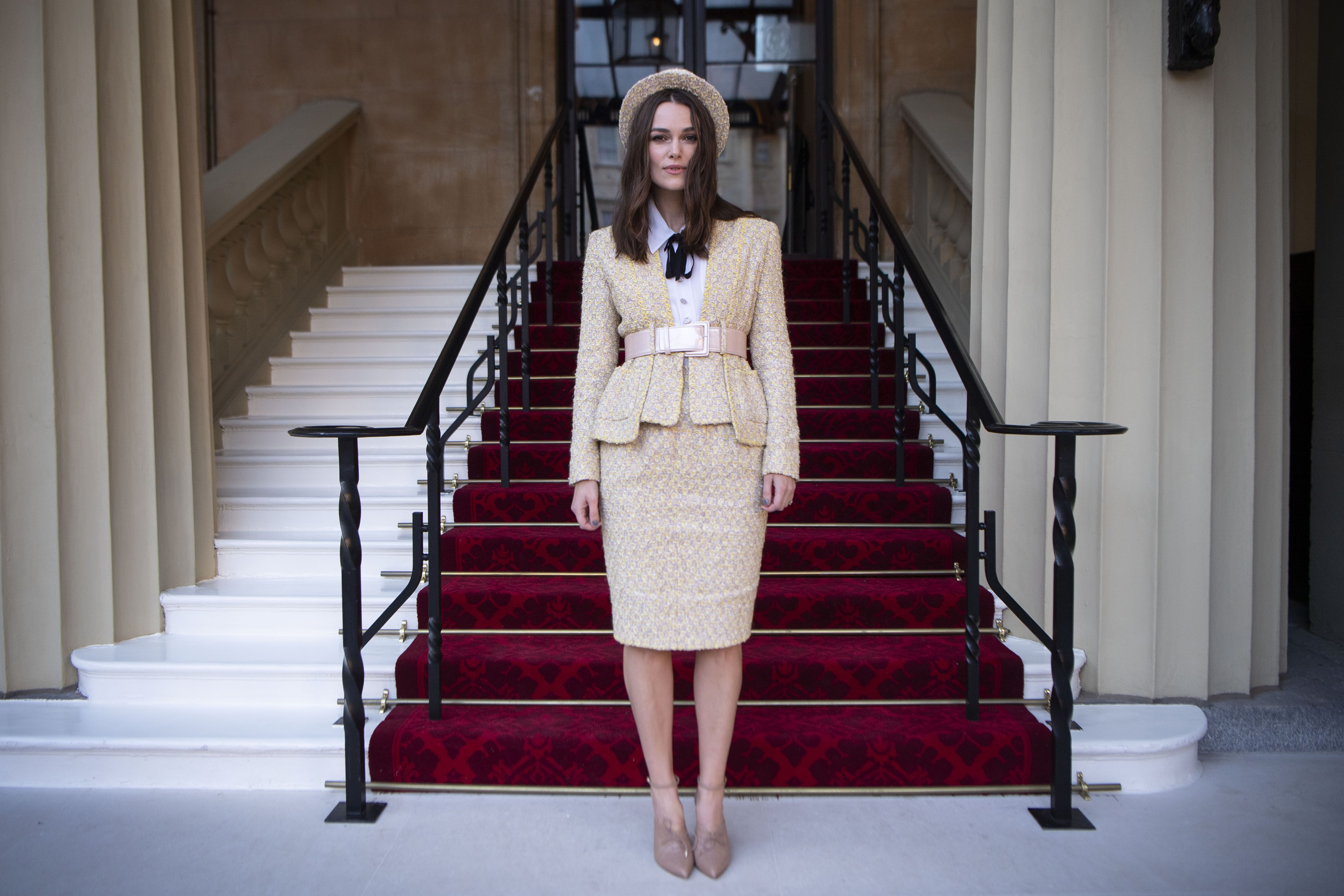 Keira Knightley's Style File: The Actresses' Most Classic And Show-Stopping Looks