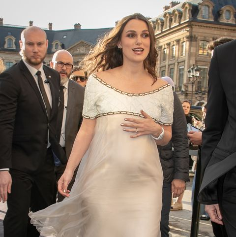 Keira Knightley Is Pregnant With Her Second Child With Husband James Righton