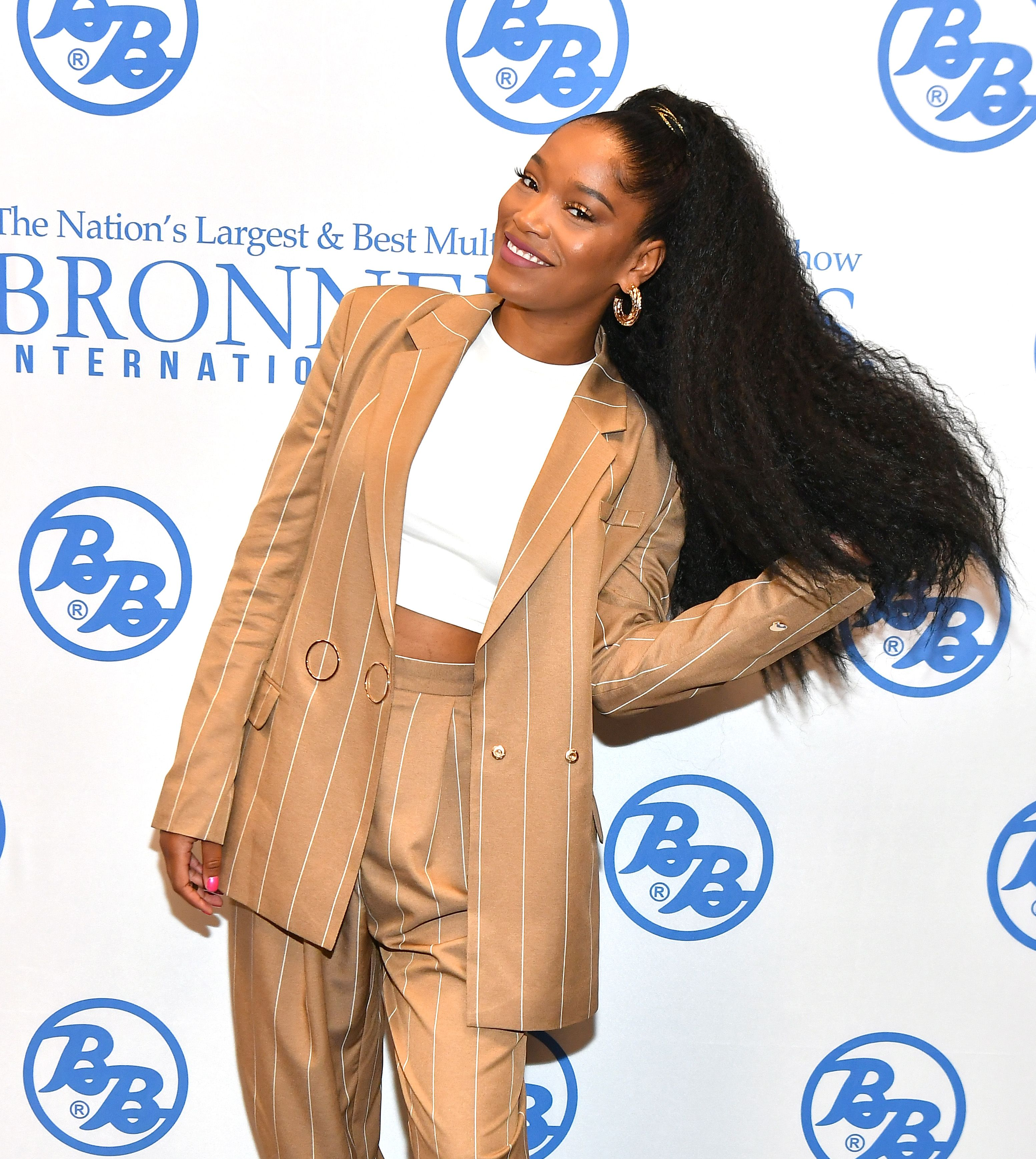 coiffures protectrices keke palmer