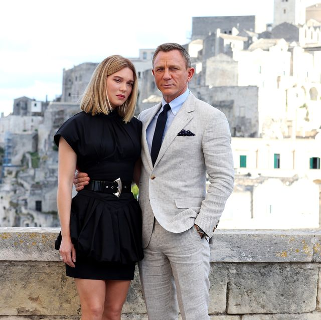 """james bond """"no time to die"""" photocall"""