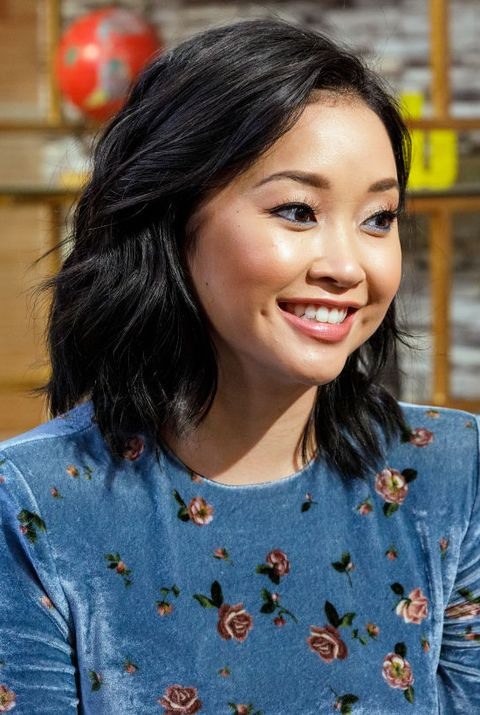 Lana Condor Visits The IMDb Show