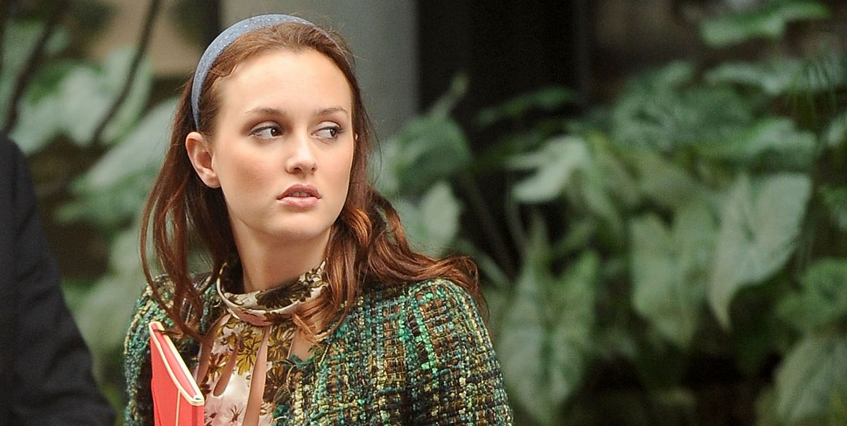 Leighton Meester Says the 'Gossip Girl