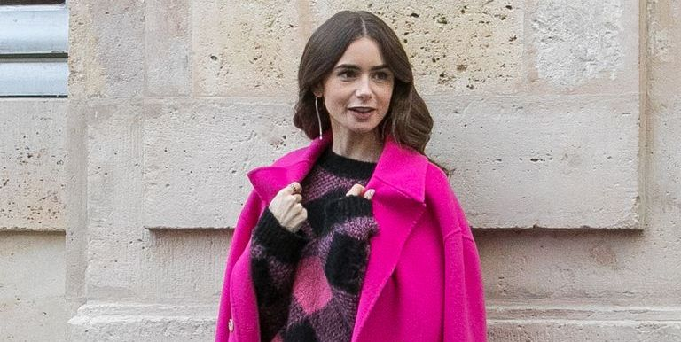 Lily Collins' new TV show compared to a Parisian Sex and the City - harpersbazaar.com