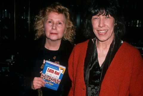"""Lily Tomlin and Her Wife Jane Wagner Immediately """"Clicked"""" When They First Met"""