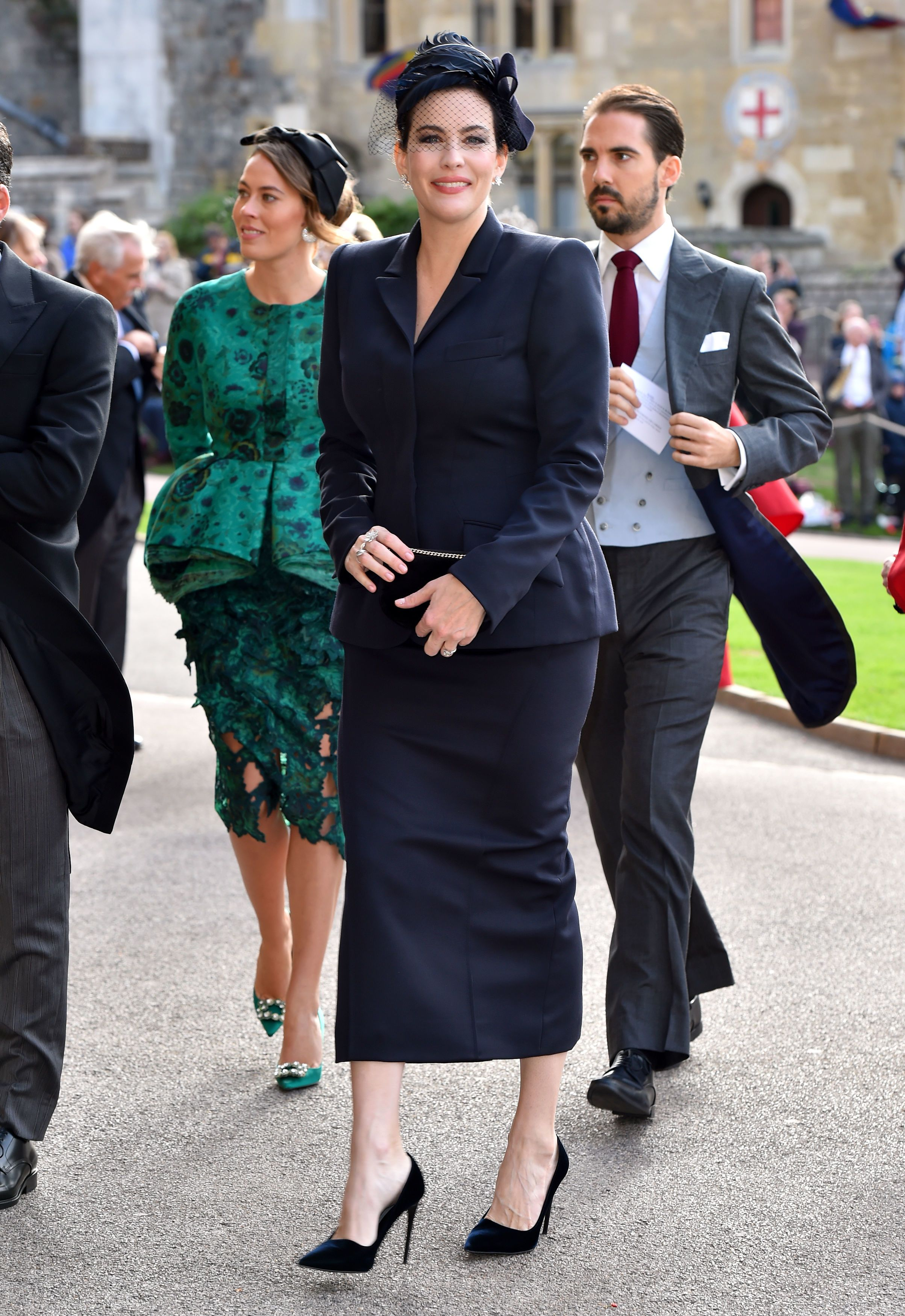 Will Princess Eugenie Wear a Stella McCartney Wedding Gown Down the Aisle Today images