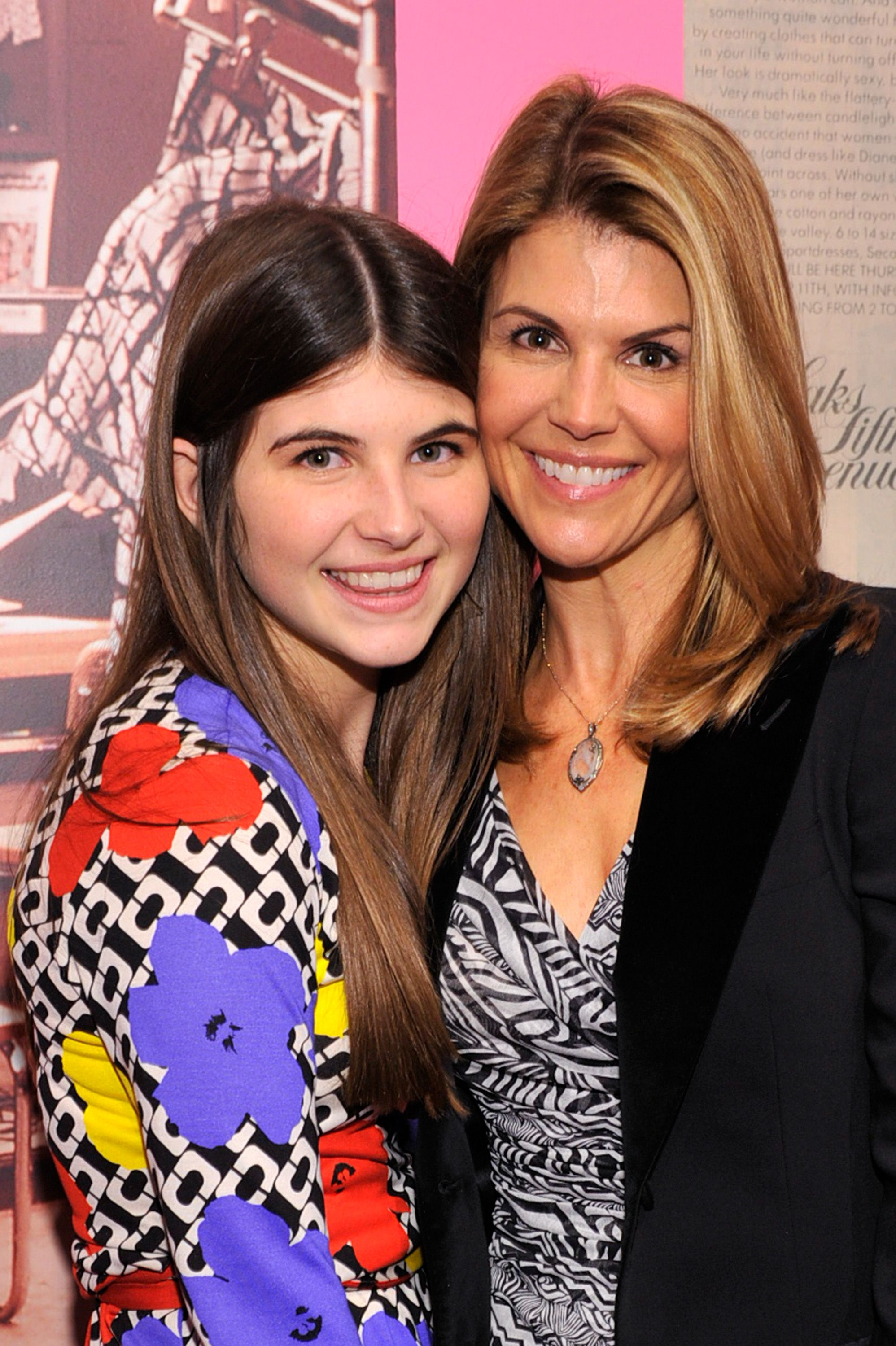 Uh-Oh, Bella Giannulli Is Apparently Worried Lori Loughlin and Mossimo Giannulli Will Divorce