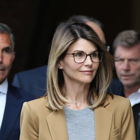 Felicity Huffman, Lori Loughlin Arrive At Boston Court For College Cheating Case