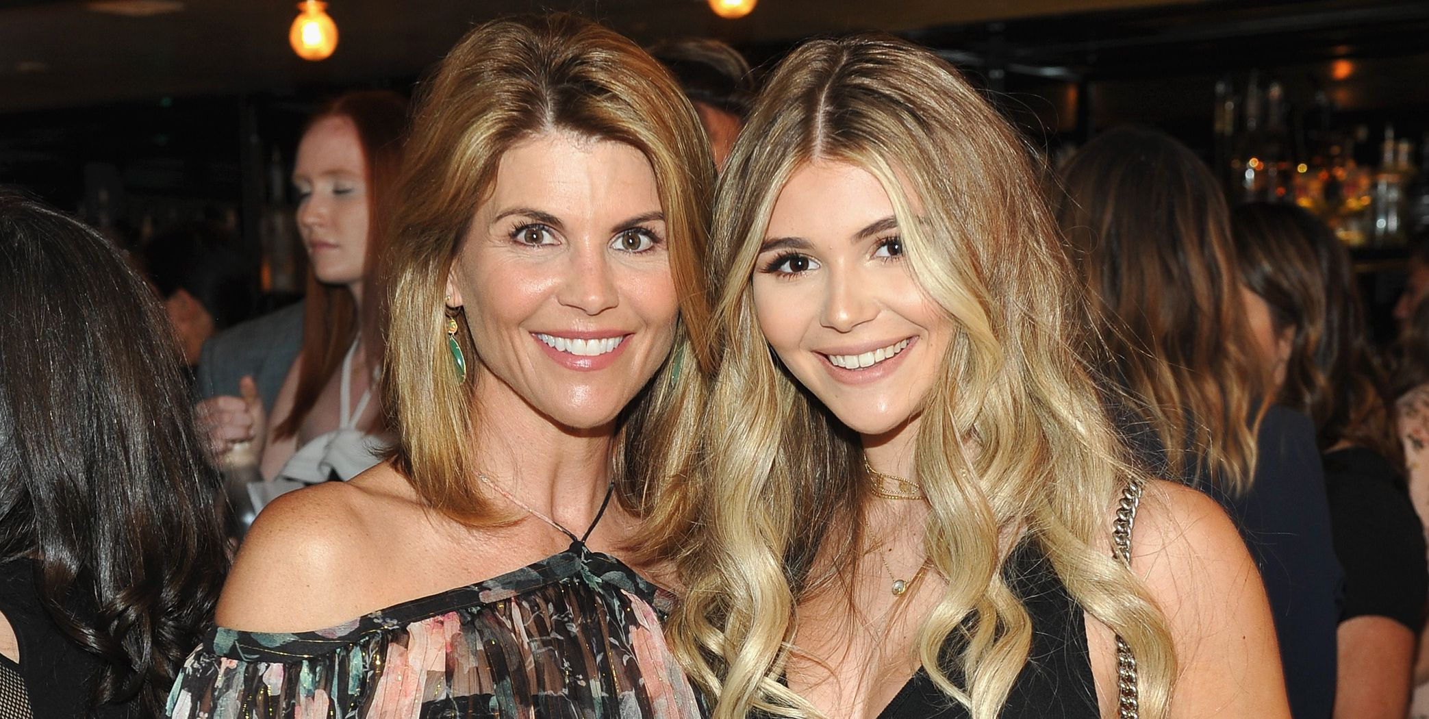 Olivia Jade and Lori Loughlin