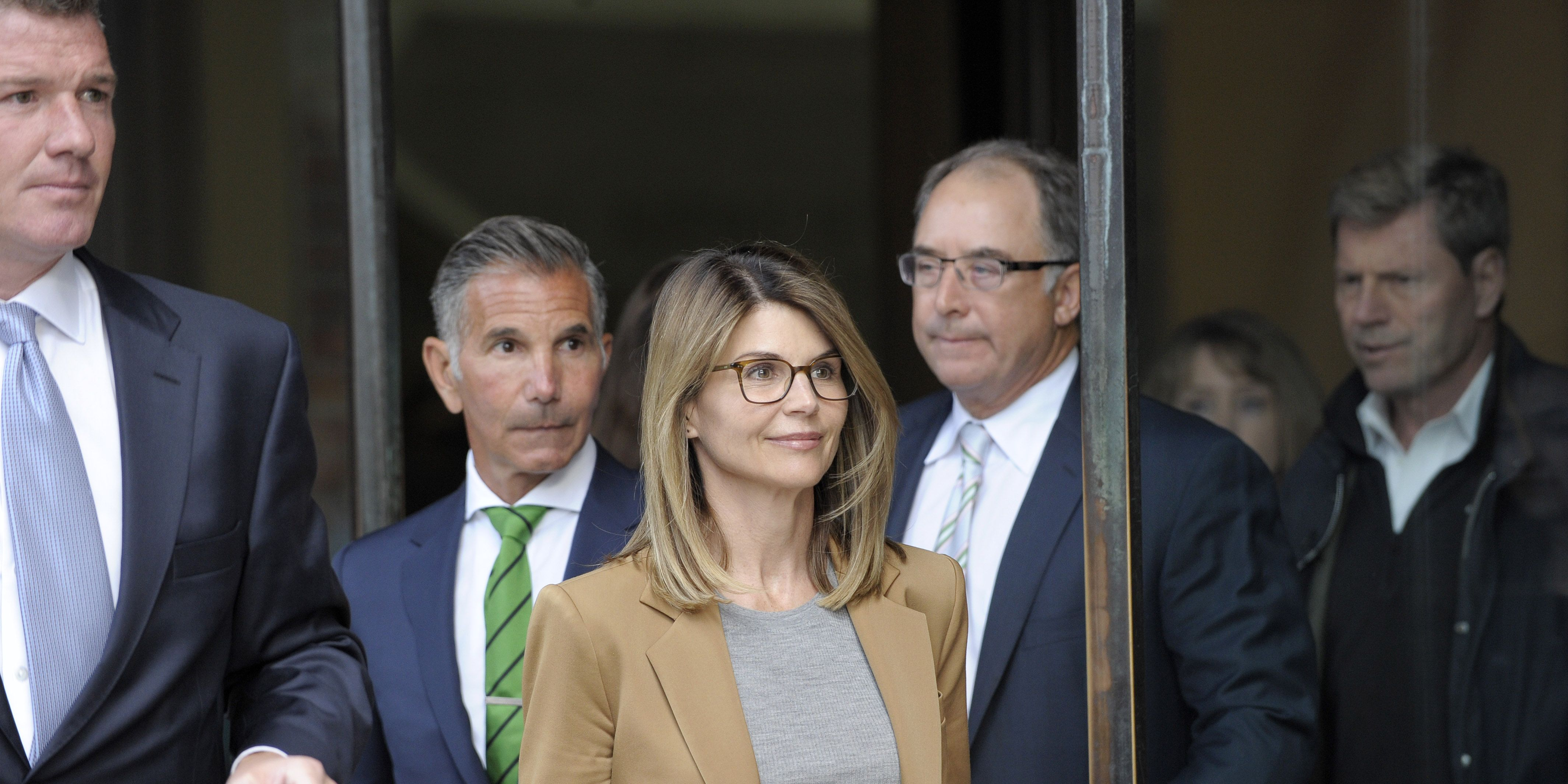 Lori Loughlin's Marriage Is Reportedly Feeling Tension Following College Admissions Scandal