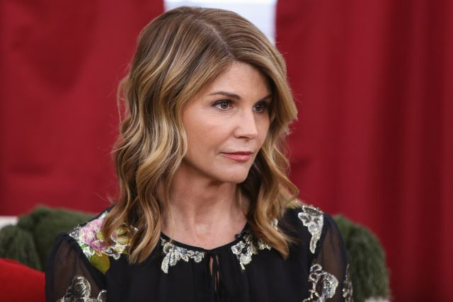 "celebrities visit hallmark's ""home  family"""
