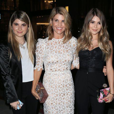 Isabella, Lori Loughlin, and Olivia Jade