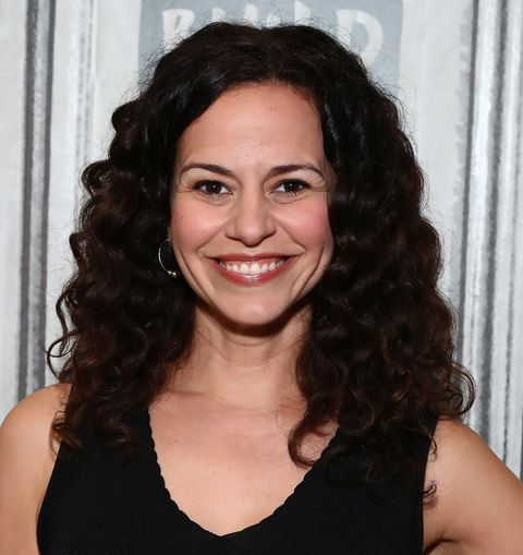 build presents mandy gonzalez discussing her current projects