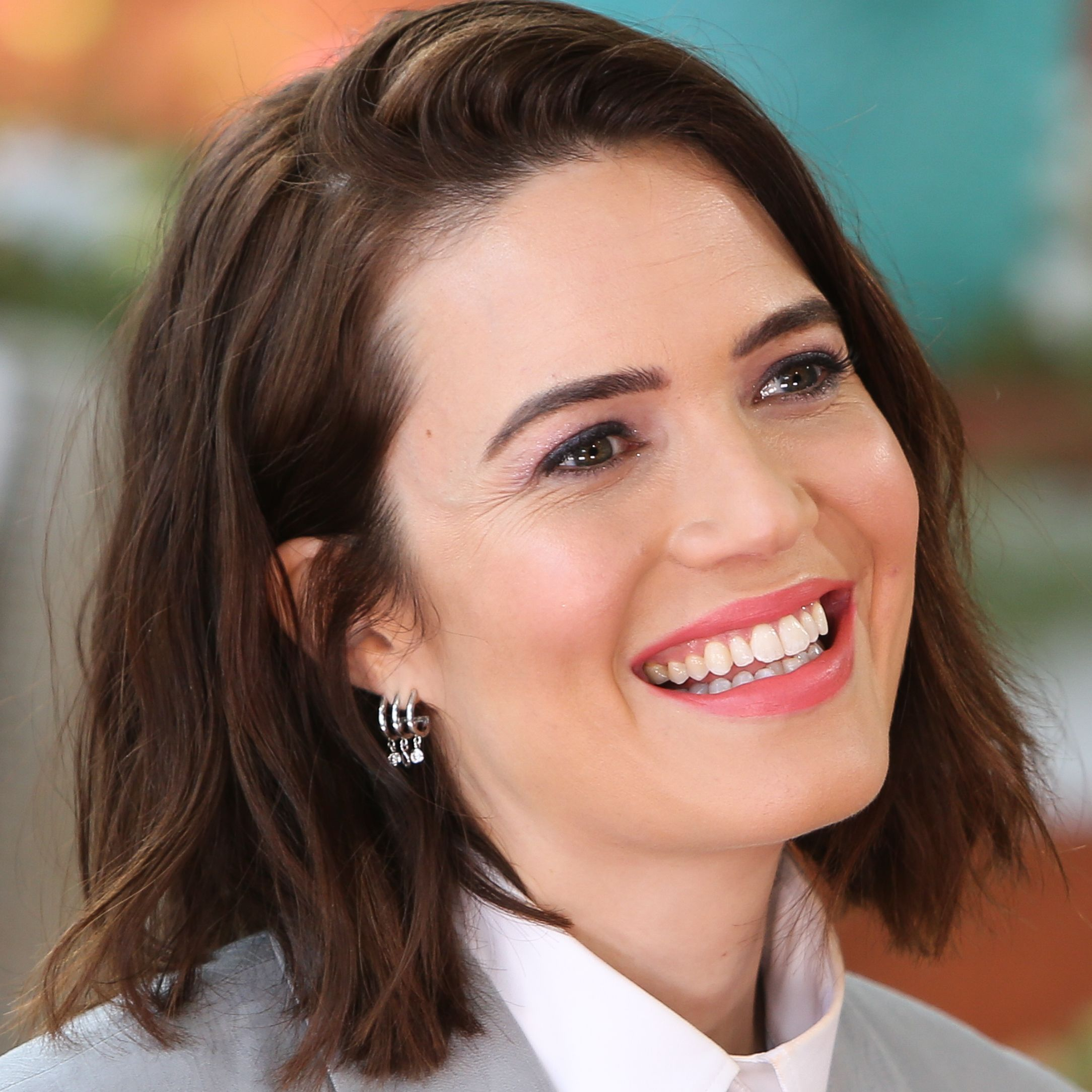 Mandy Moore Posted A Badass No-Makeup Post-Workout Selfie On Instagram