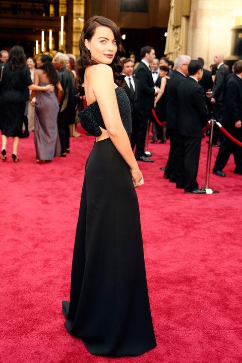 Academy Awards Margot Robbie