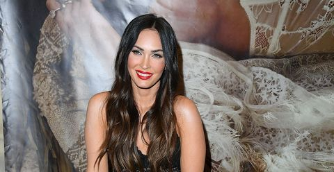 Actress Megan Fox Appears At Forever 21 To Promote Her New Role As Brand Ambassador For Frederick's Of Hollywood
