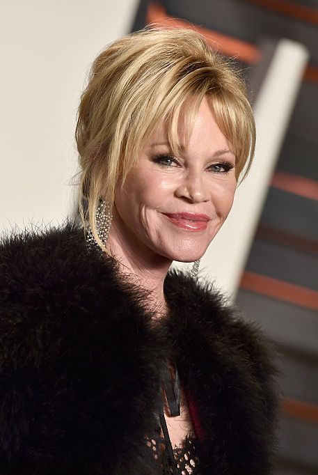 Melanie Griffith and ...