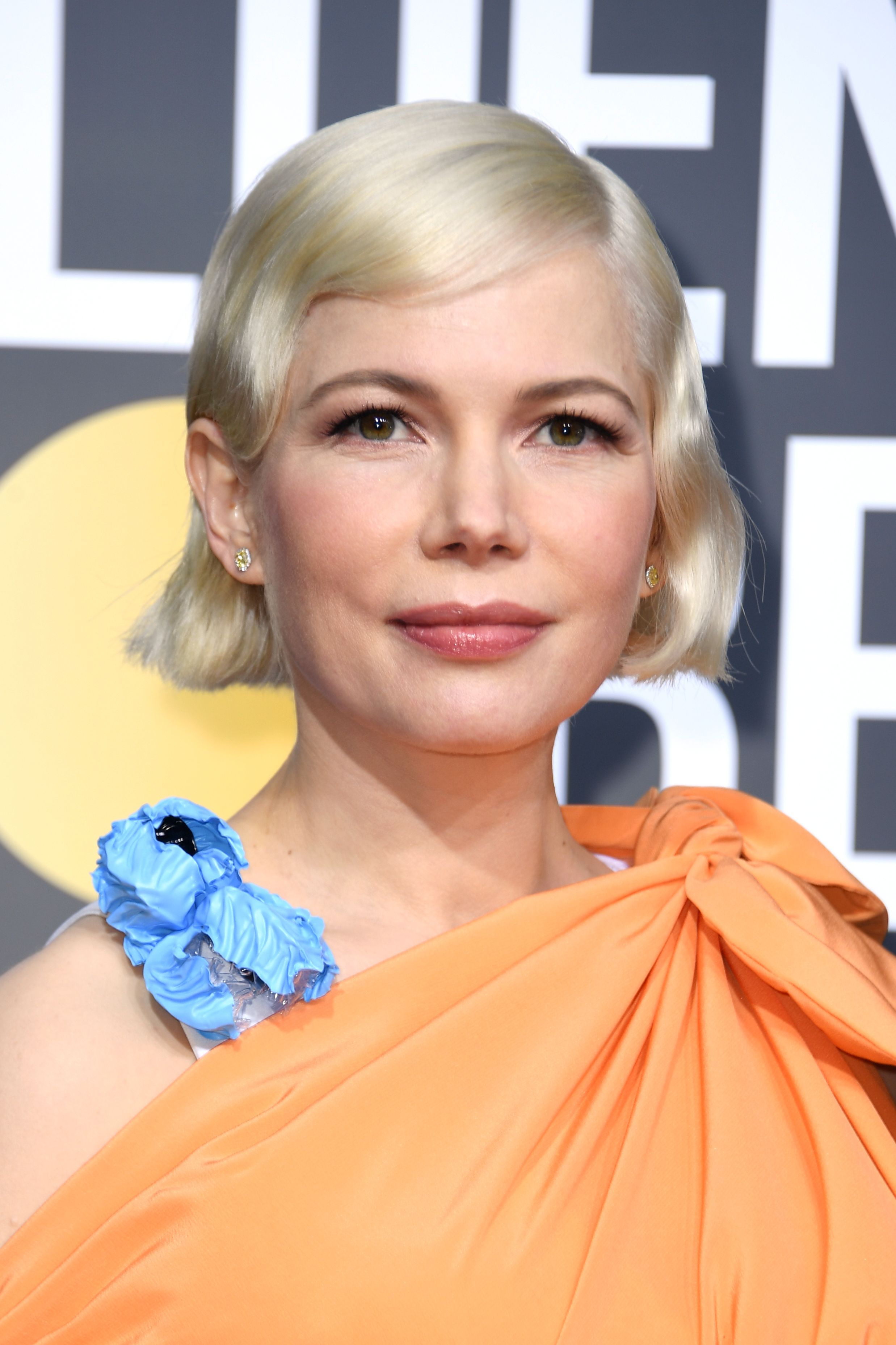 Michelle Williams Uses Her Golden Globes Acceptance Speech to Defend a Woman's Right to Choose