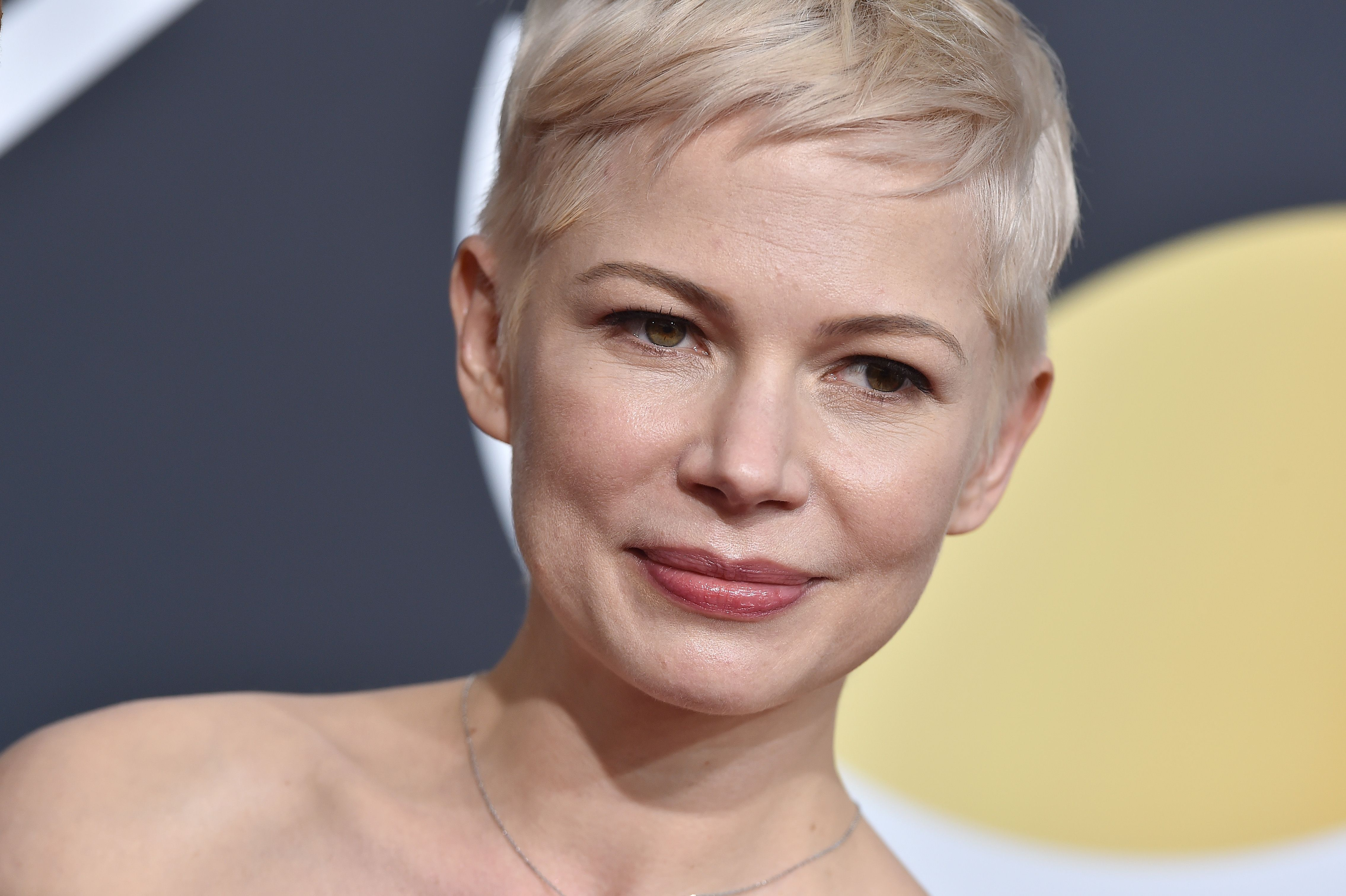 Michelle Williams Just Married Musician Phil Elverum