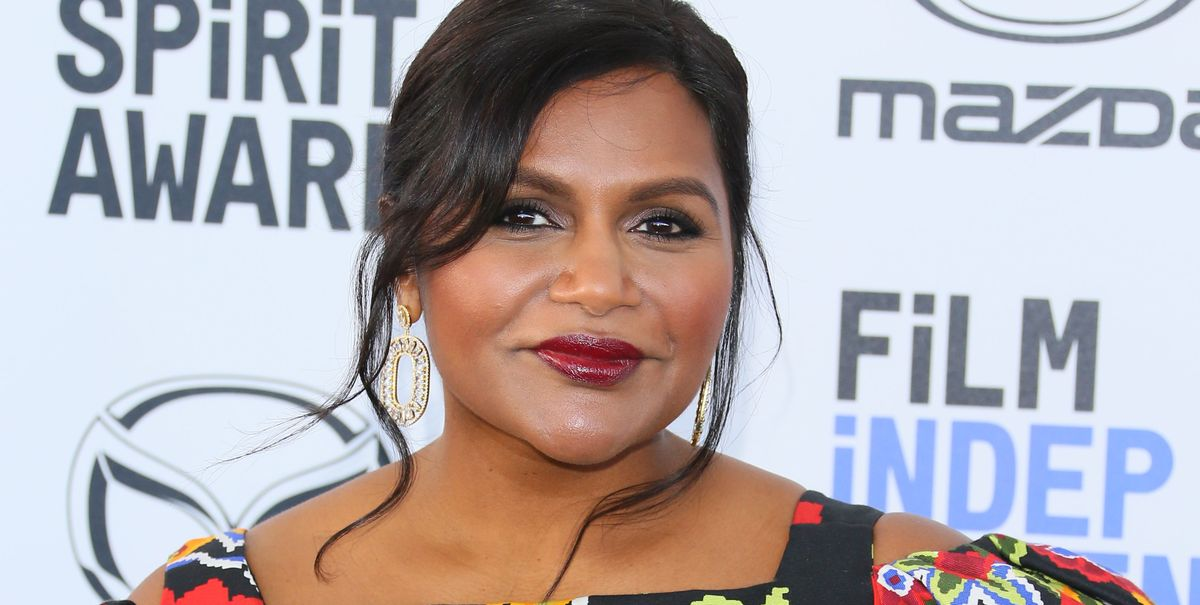 Mindy Kaling Swears by This $18 Cleanser for Radiant and Breakout-Free Skin at 41
