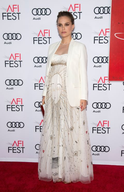 """afi fest 2016 presented by audi   centerpiece gala   screening of fox searchlight pictures' """"jackie""""   arrivals"""