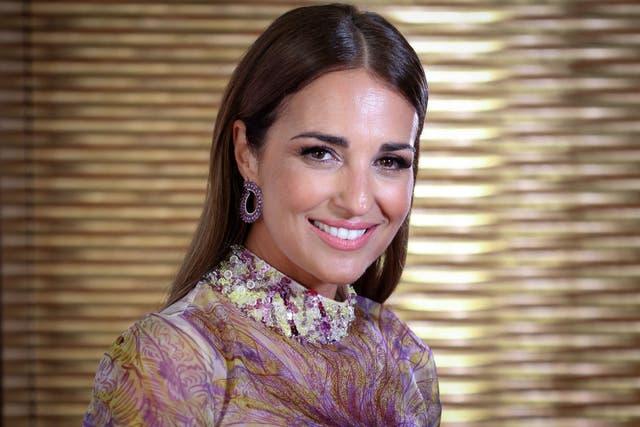 elle charity gala 2019 in madrid