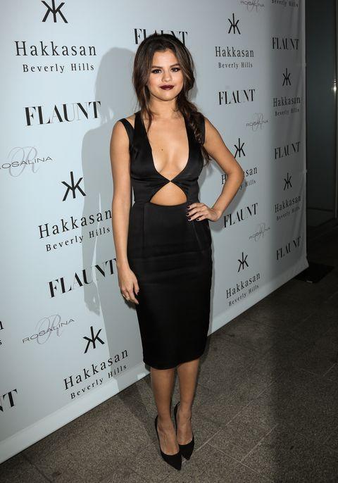 Flaunt Magazine En Garde! Issue Launch Party With Selena Gomez And Amanda De Cadenet