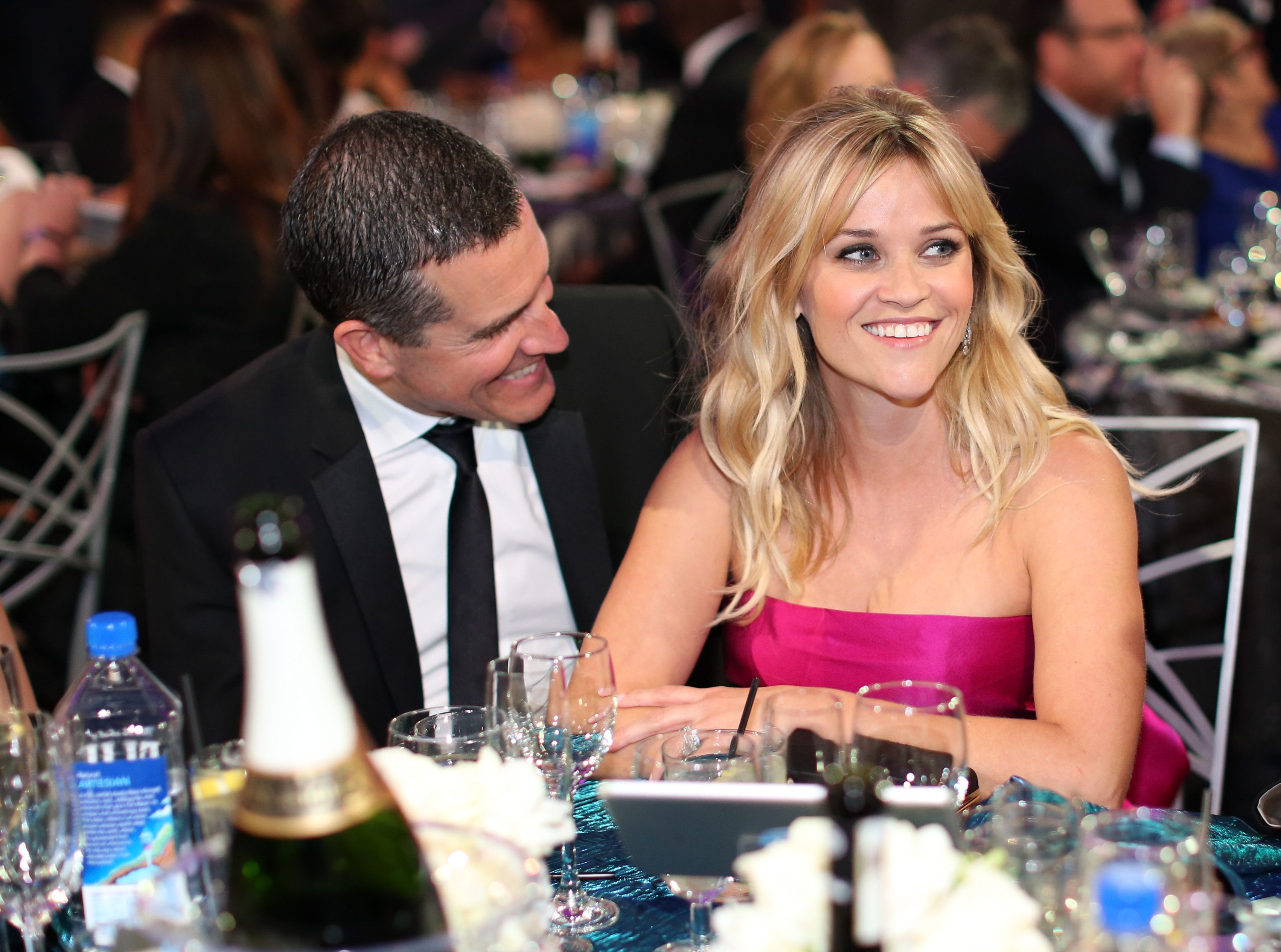 Reese Witherspoon And Husband Jim Toth Can't Get Enough Of Each Other