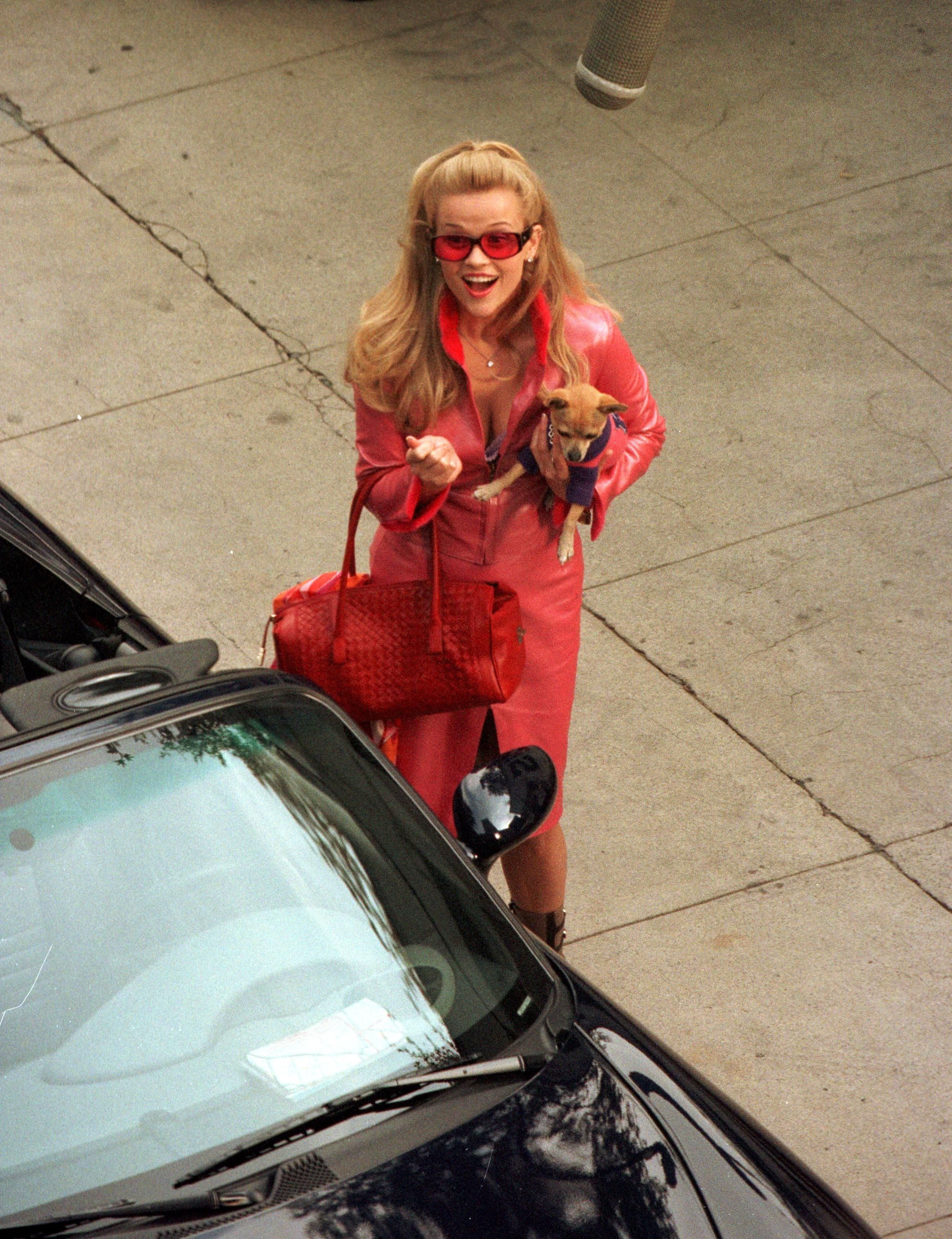Reese Witherspoon Shares a Quick Update on Legally Blonde 3
