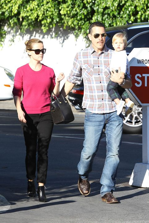 Celebrity Sightings in Los Angeles - November 24, 2013