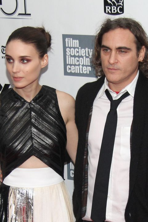 "Closing Night Gala Presentation Of ""Her"" - Arrivals - The 51st New York Film Festival"