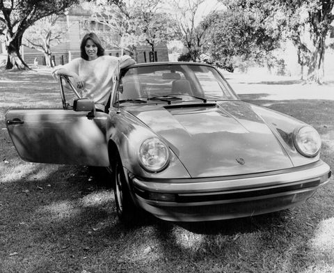 fairfax media archives porsche 911 targa