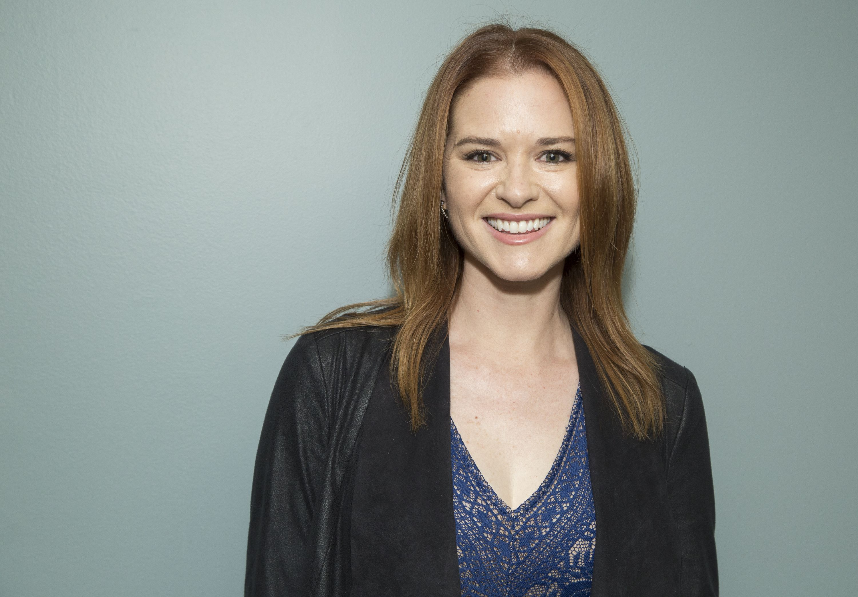 Sarah Drew Reveals What It Was Like to Get Fired From Grey's Anatomy'