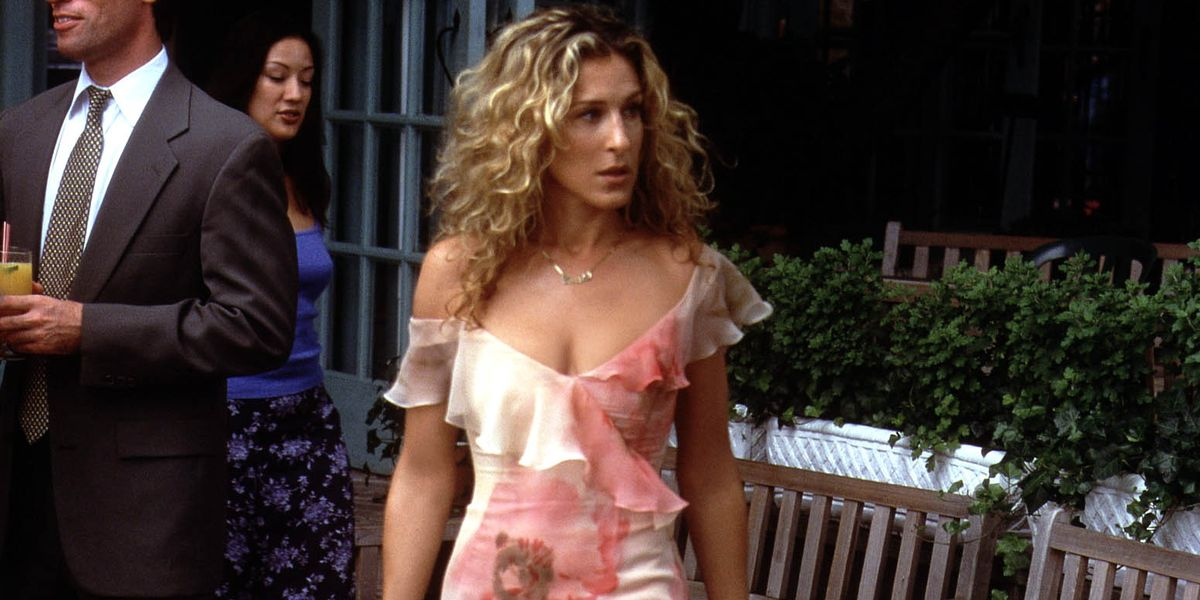 Sarah Jessica Parker just shared first pic from Sex And The City Revival