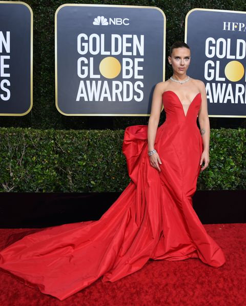 US-ENTERTAINMENT-FILM-TELEVISION-GOLDEN-GLOBES-ARRIVALS