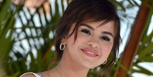 Selena Gomez holiday pictures Italy