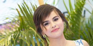 Selena Gomez at the Hotel Transylvania 3 Premiere