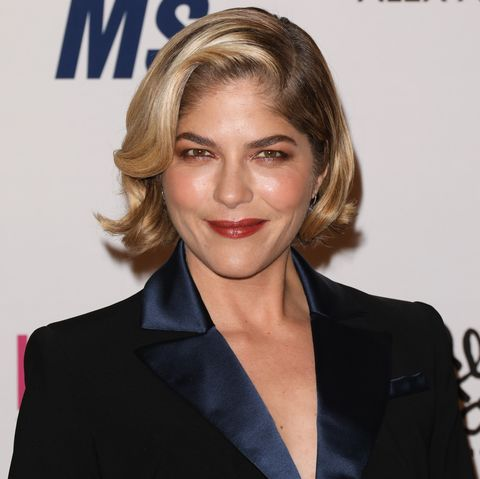 Selma Blair Just Shared How She's Dealing With Full-Body Pain From MS