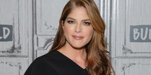 Selma Blair Celebrities Visit Build - January 22, 2018