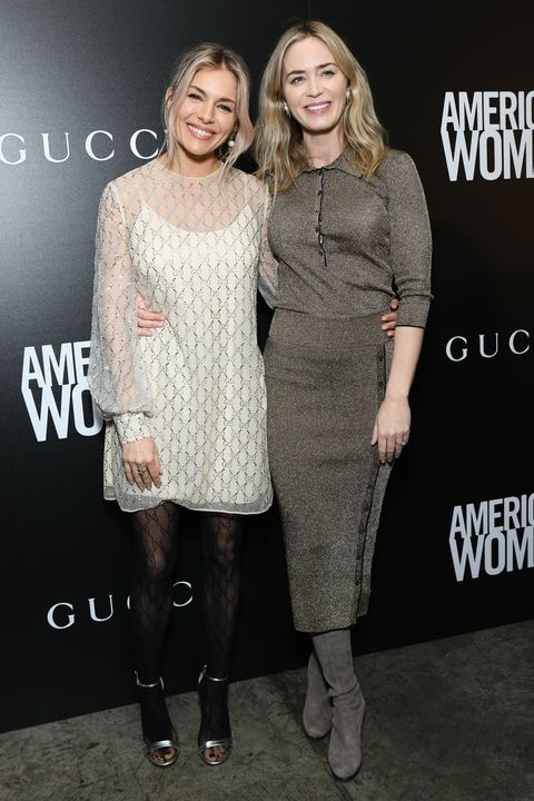 "Anna Wintour With Gucci And The Cinema Society Host A Special Screening Of ""American Woman"""