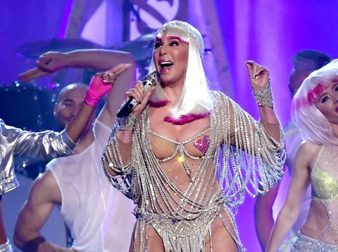 Cher Just Revealed the Secret to Her Incredible Butt