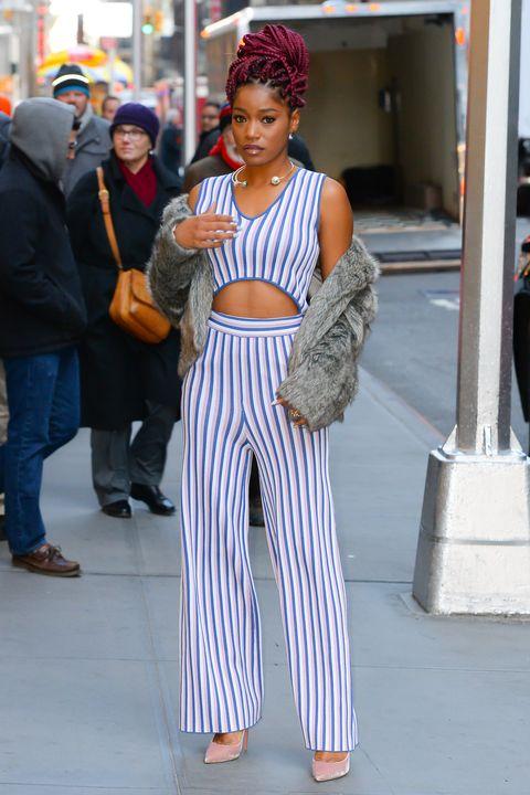 celebrity sightings in new york city   december 15, 2016