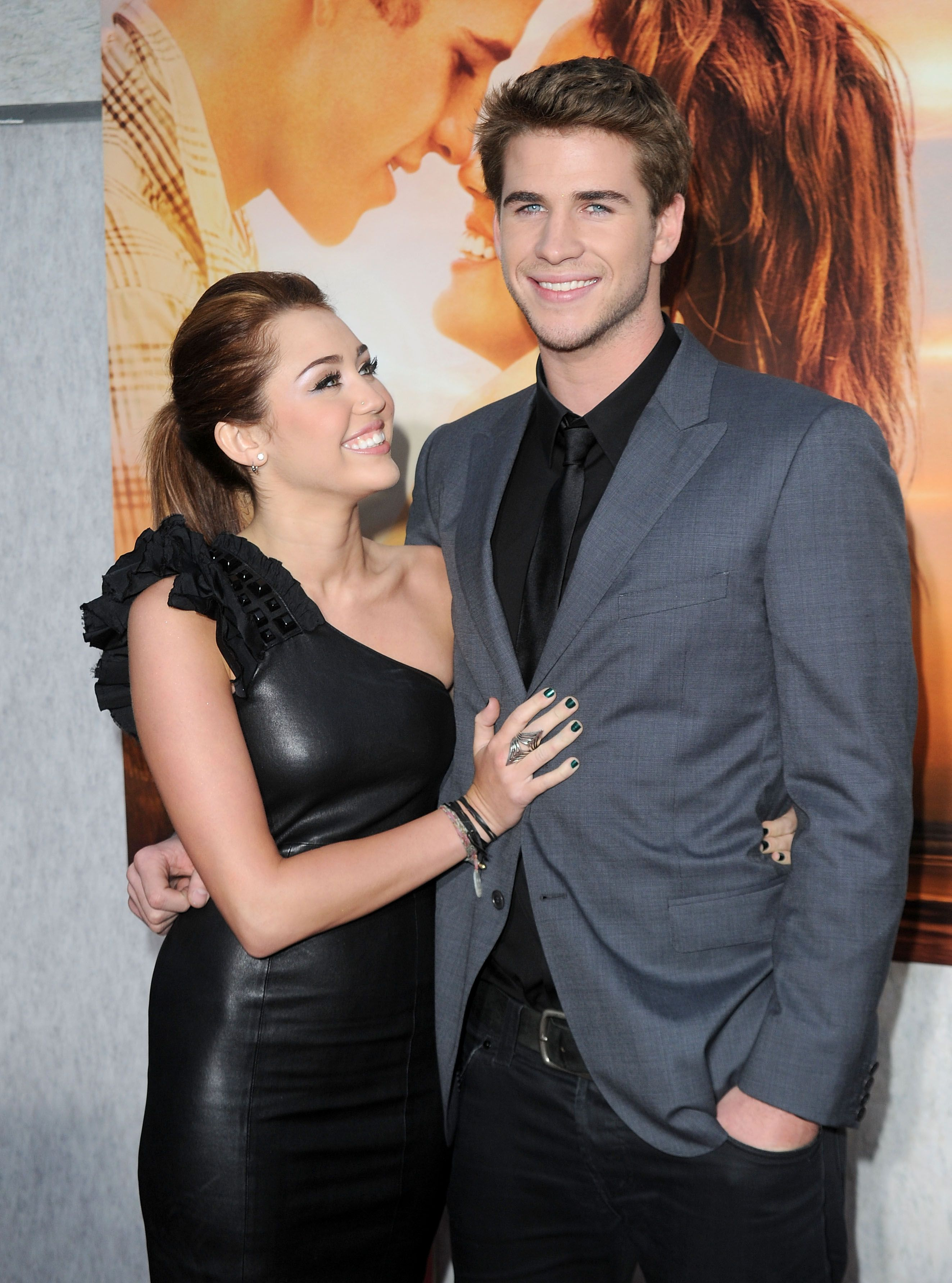 Liam hemsworth who is he now dating