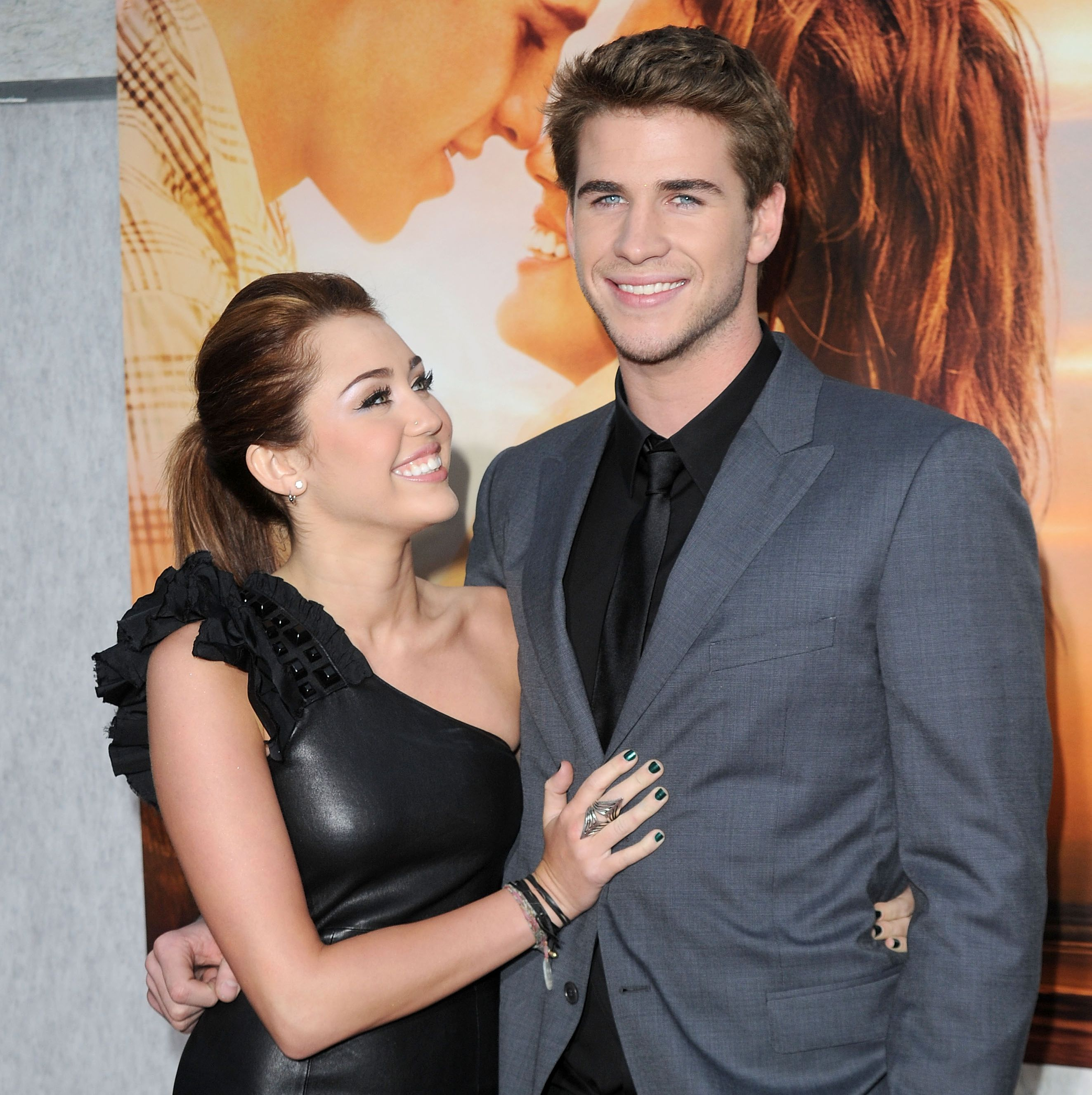 Liam Hemsworth Almost Wasn't in The Last Song with Miley Cyrus