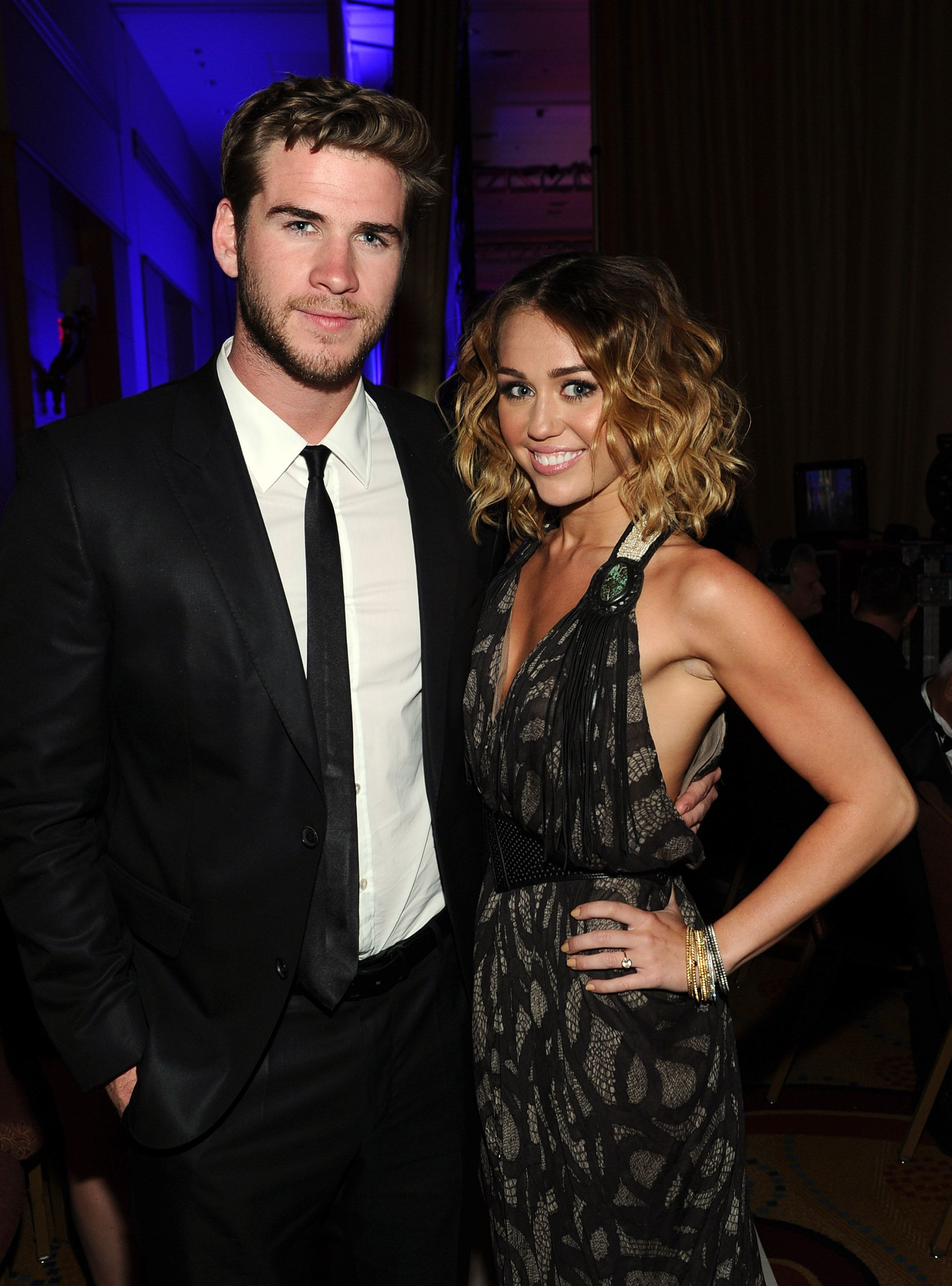Who is miley cyrus ex dating now